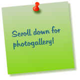 Scroll down for photogallery!
